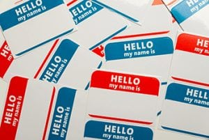 nametag badges