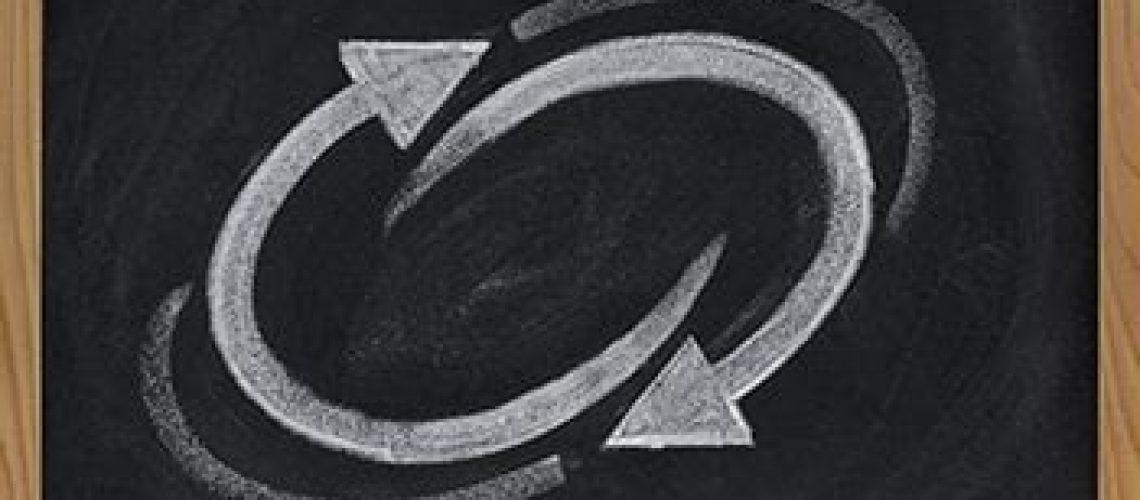 chalkboard loop